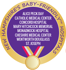 Baby-Friendly Hospitals in New Hampshire