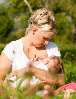 Legislation supporting the right of a mother to breastfeed her child in public
